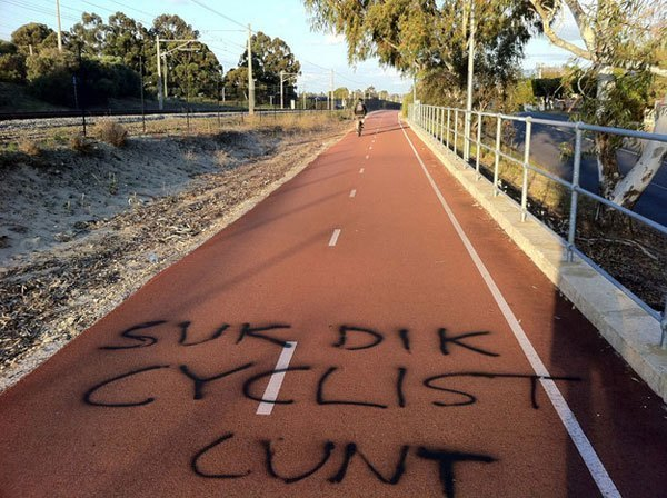 Suck It Cyclist