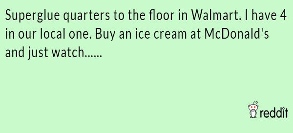 Superglue Quarters At Walmart