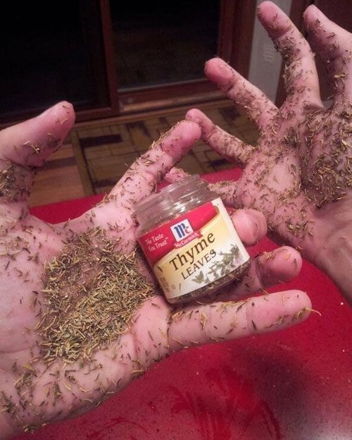 Thyme On Hands