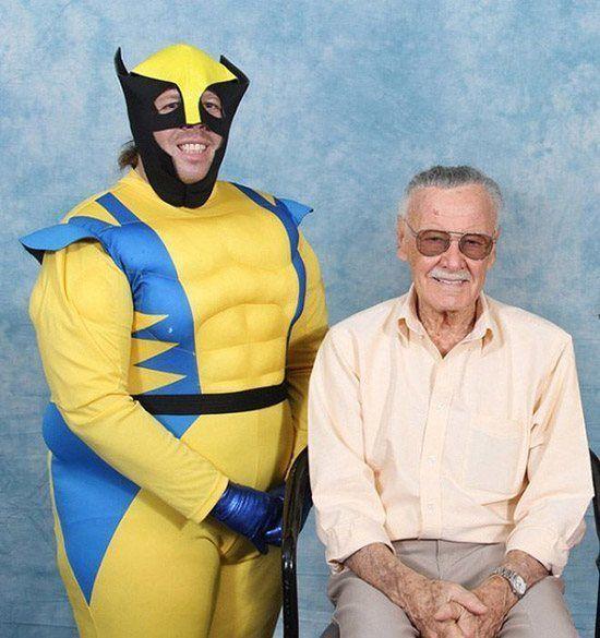 Wolverine Stanlee