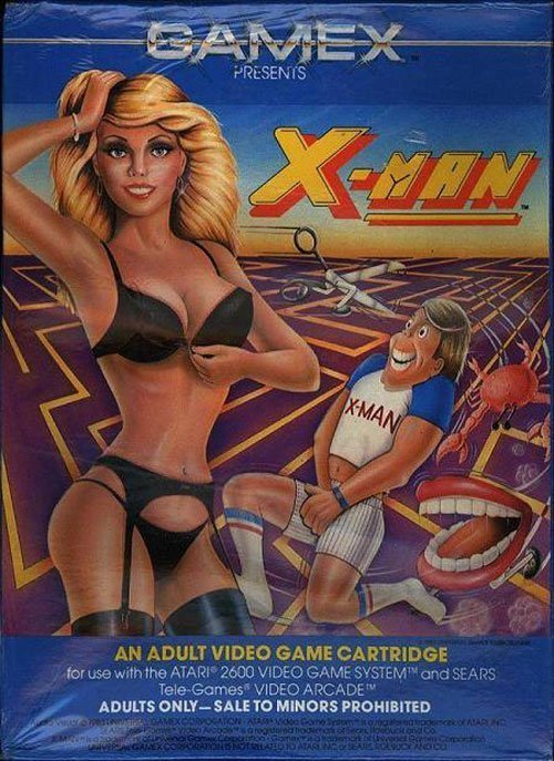 X Man Video Game