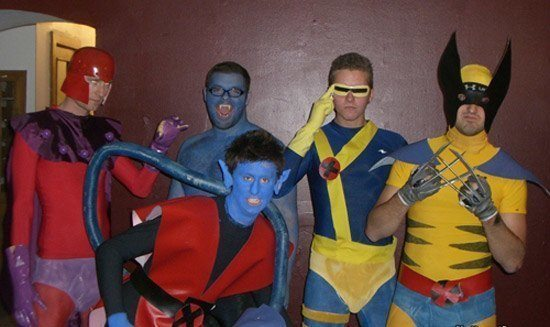 X Men Cosplay Fails