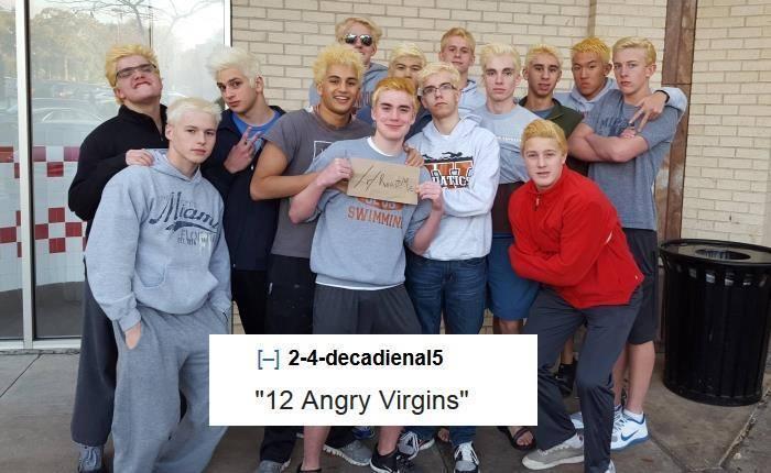 12 Angry Virgins