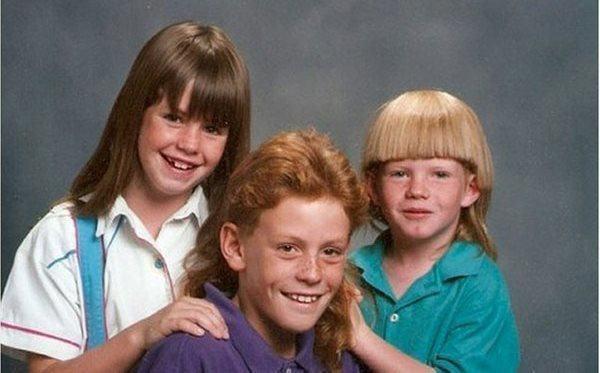 80s Haircuts