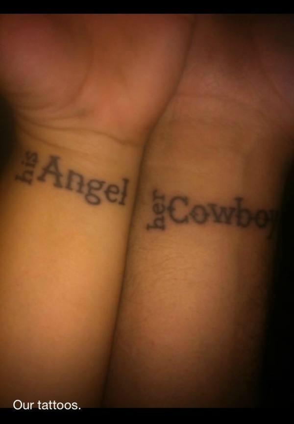 Angel And Cowboy