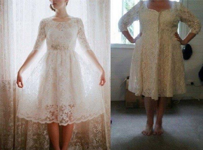 Baggy Sack Dress