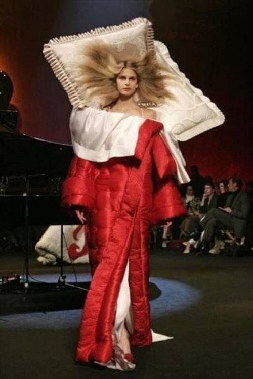 Bed Dress