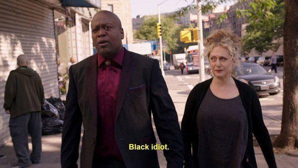 Black Idiot