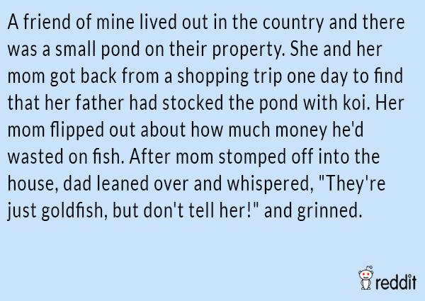 Dad Stories