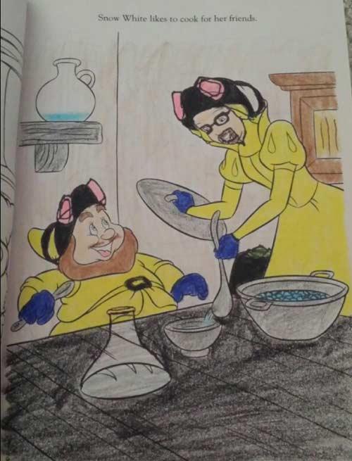 Disney Breaking Bad