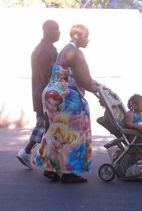 Disney Towel Dress