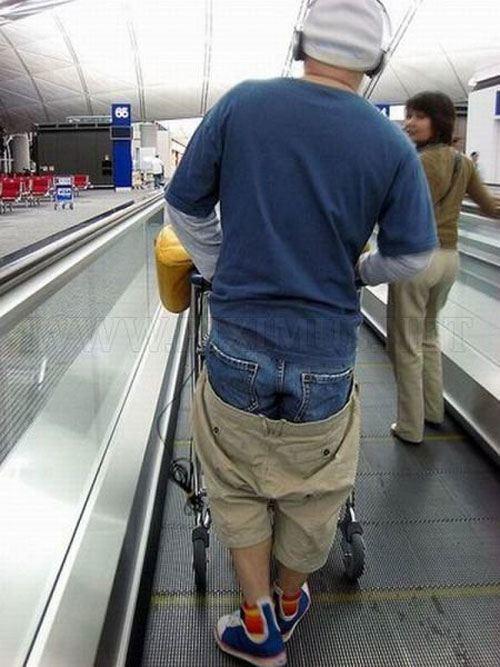 Double Saggy Jeans