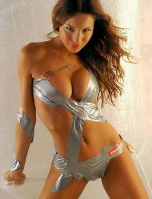 Duct Tape Bikini