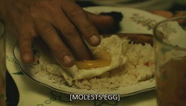 Egg Molesting
