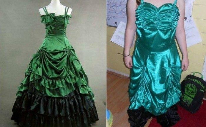 Evil Witch Dress