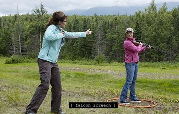 Falcon Screech
