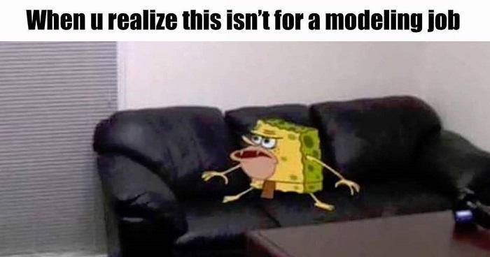 Funny Caveman Spongebob Memes