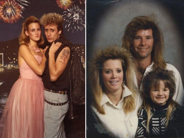 Glamour Photos From The 1980s