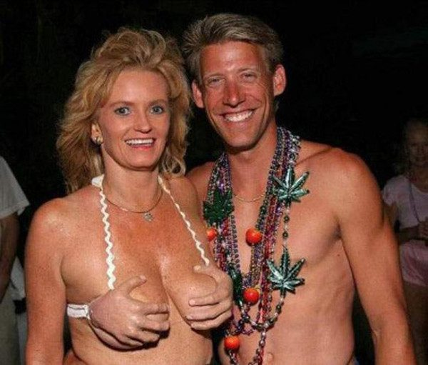 Hands Bikini Top