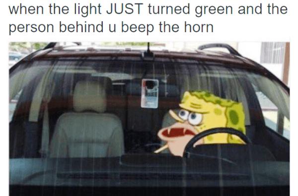 Honking