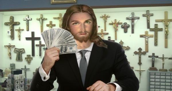 Jesus Capitalist
