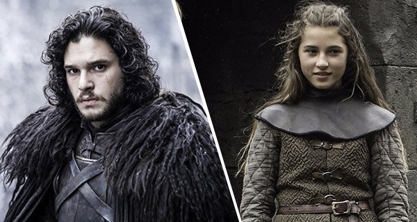 Jon Snow And Lyanna Stark