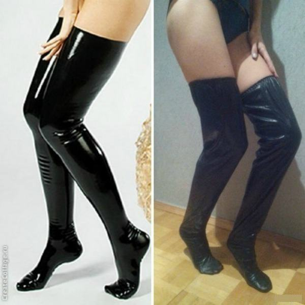 Leather Legging Fail