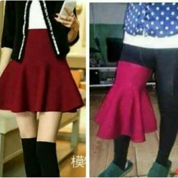 Leg Skirt