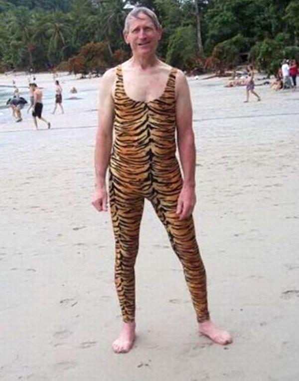 Leopard Leotard