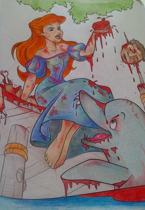 Murderous Ariel