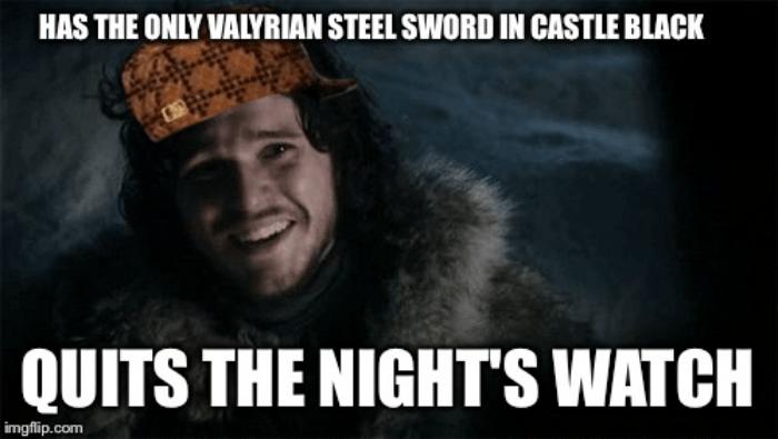 Scumbag Jon