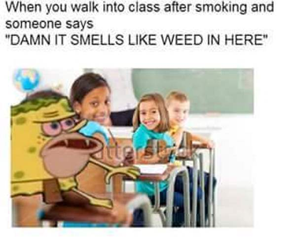 Smells Like Weed