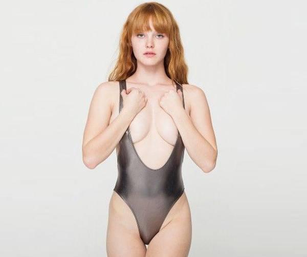 Suspender Suit