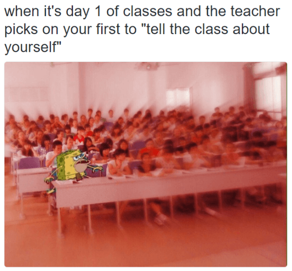 Tell The Class