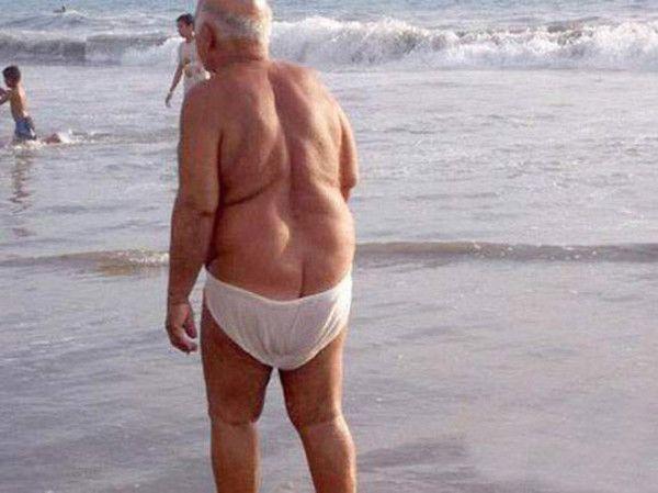 Underwear Not A Suit