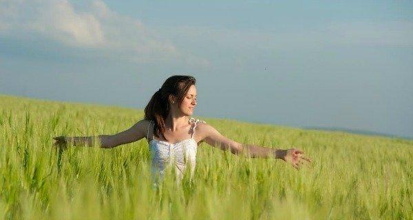 Walk Through A Field
