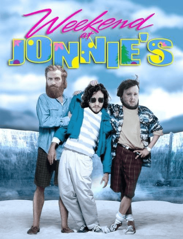 Weekend At Jonnies