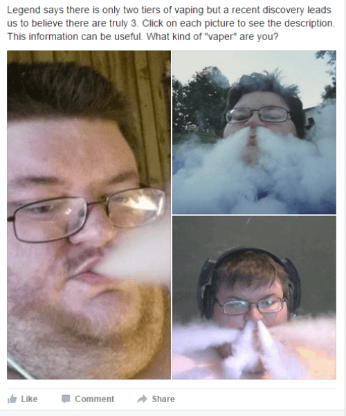 What Kind Of Vaper