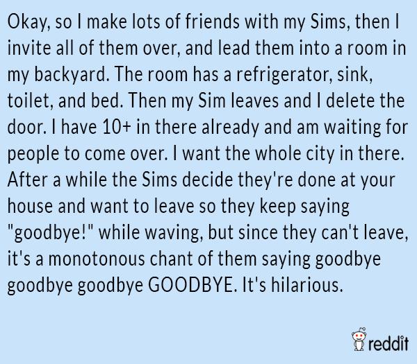 12 Goodbye