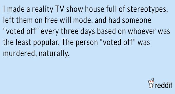 15 Reality Tv