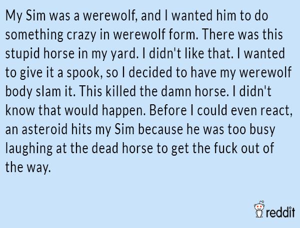 18 Werewolf