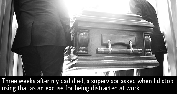 OG Dead Dad Work