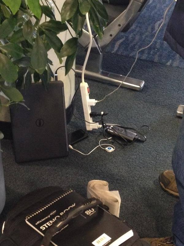 Airport Charger