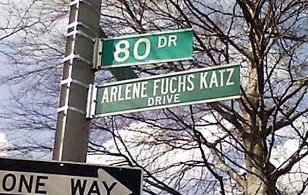 Arlene Fuchs Sign
