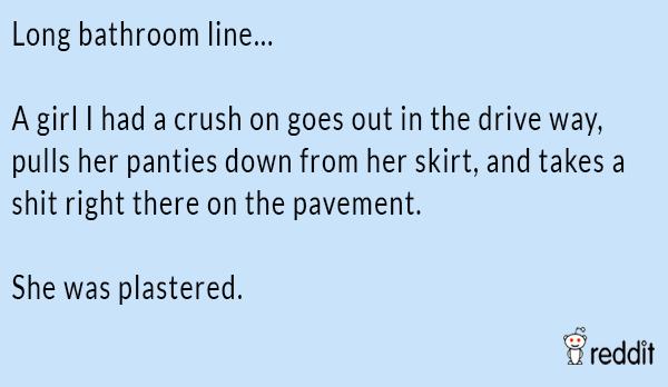 Bathroom Line