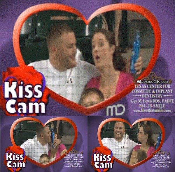 Beer Kiss Cam