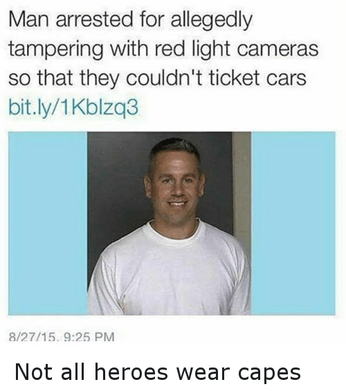 Blocking Out Red Light