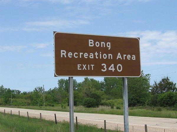 Bong Exit