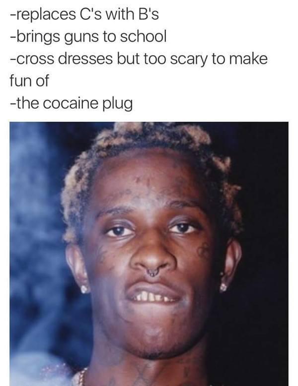 Cocaine Plug
