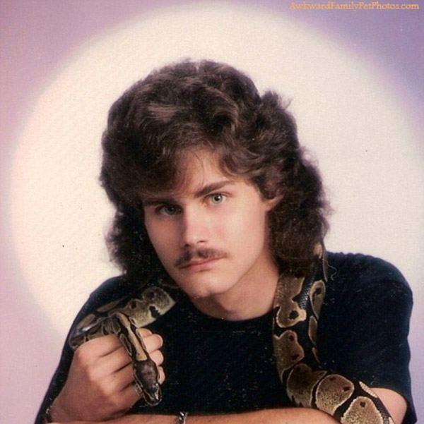 Dirty Stache Snake